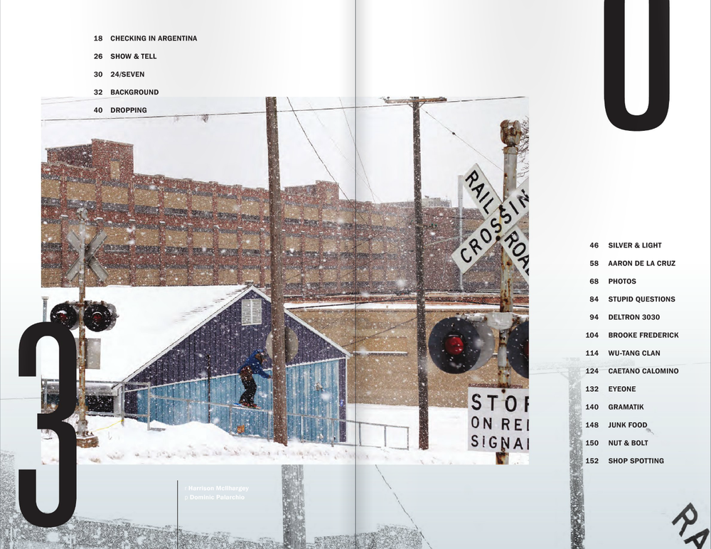 Steez Mag issue 30