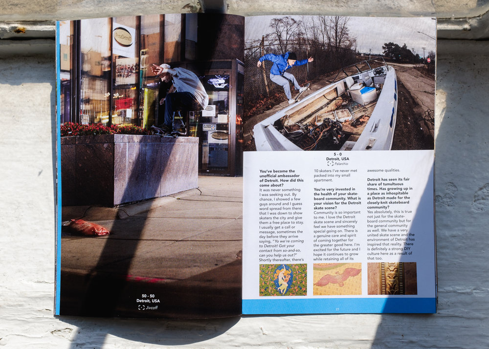 Medium Skate Mag issue 01