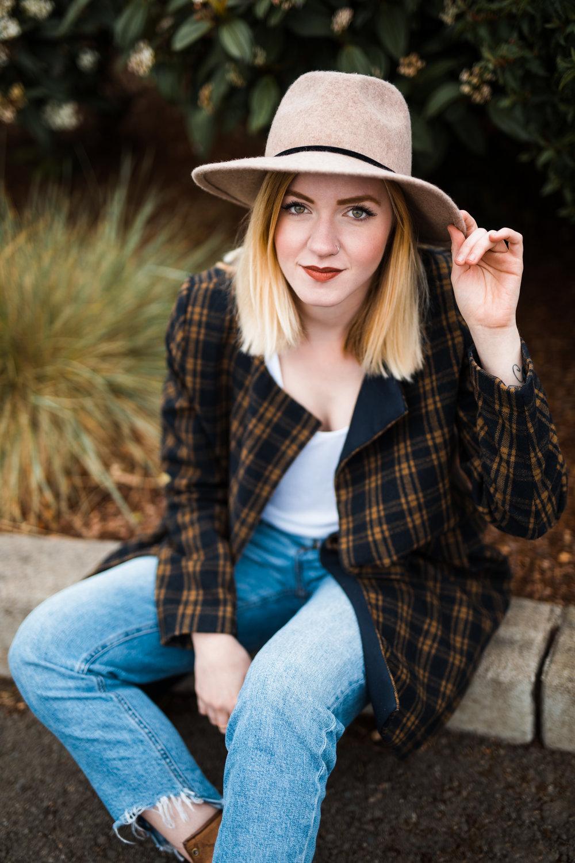 Des Moines Female Portrait