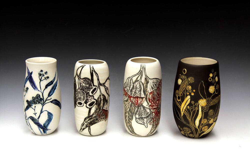 Botanical Vases- Medium