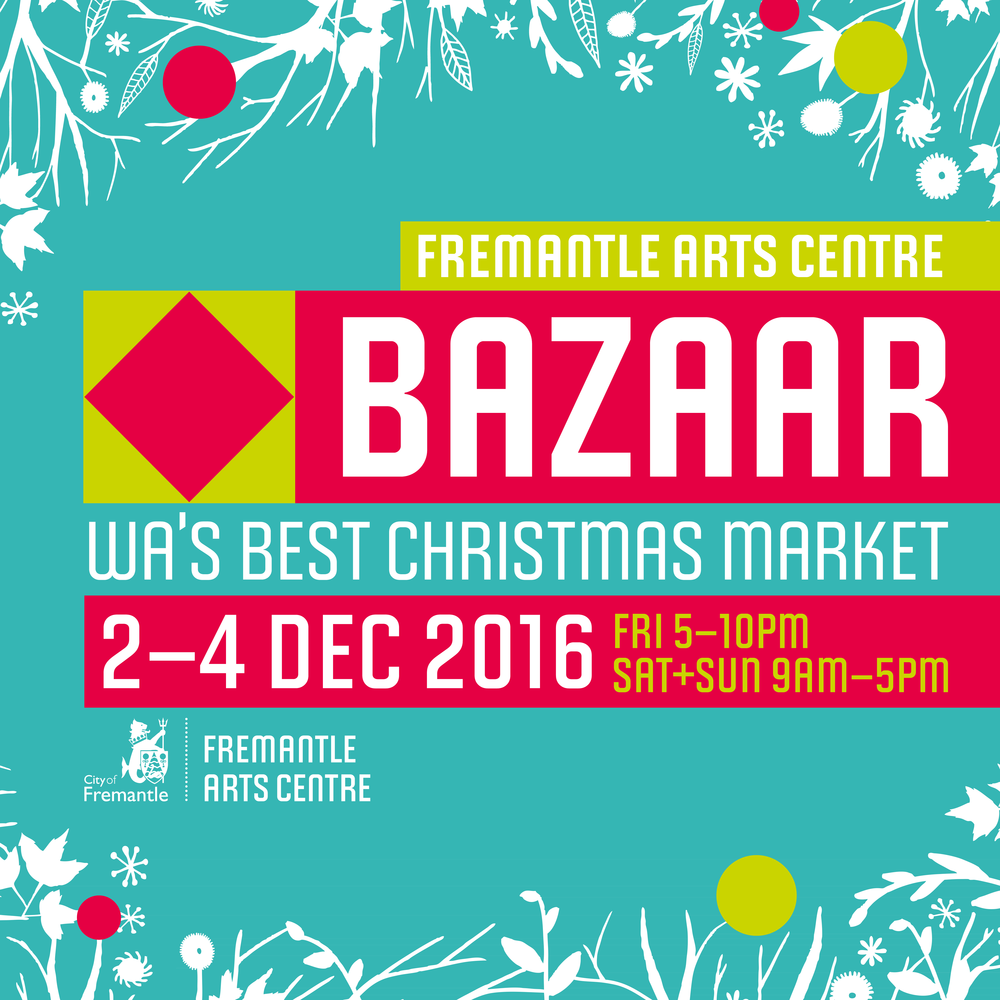 Fremantle Arts Bazaar 2016