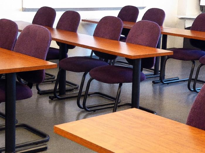 College_Classroom_Management | Chairs&desks2 | chrisjhallsc.com