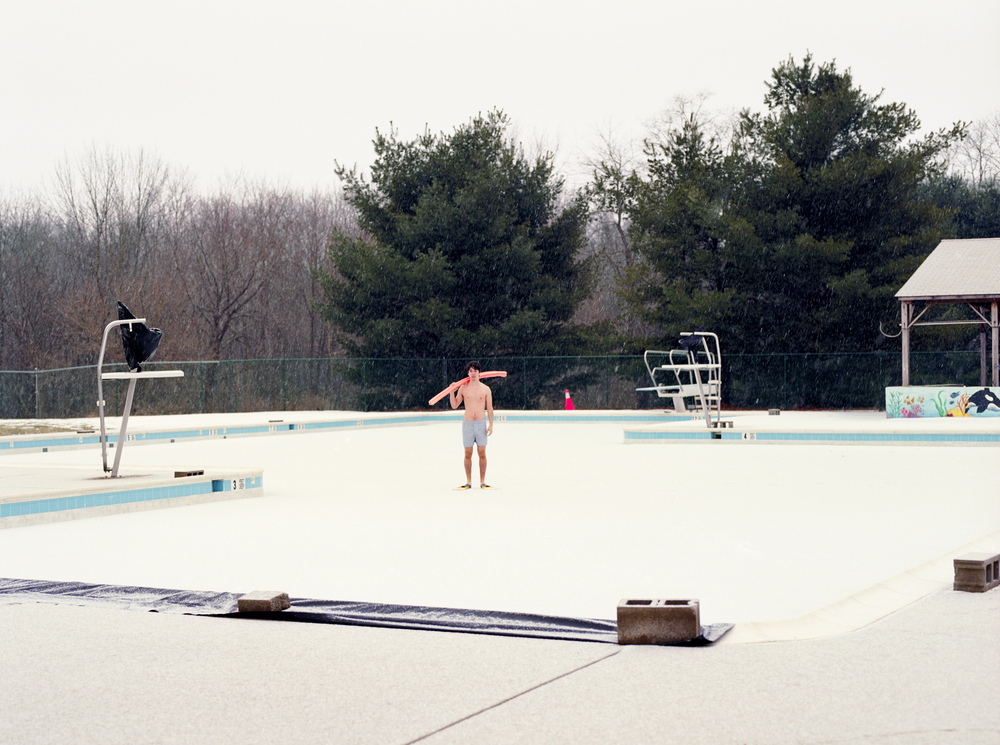 Pool Walk, 2008
