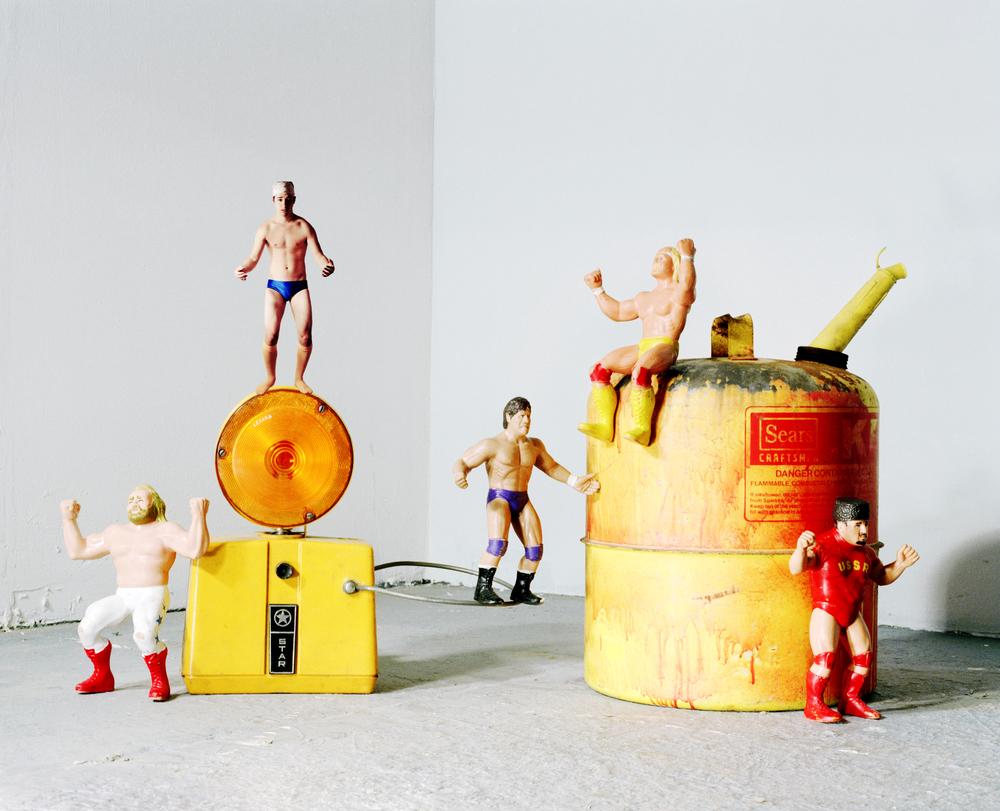 Wrestlers, 2008