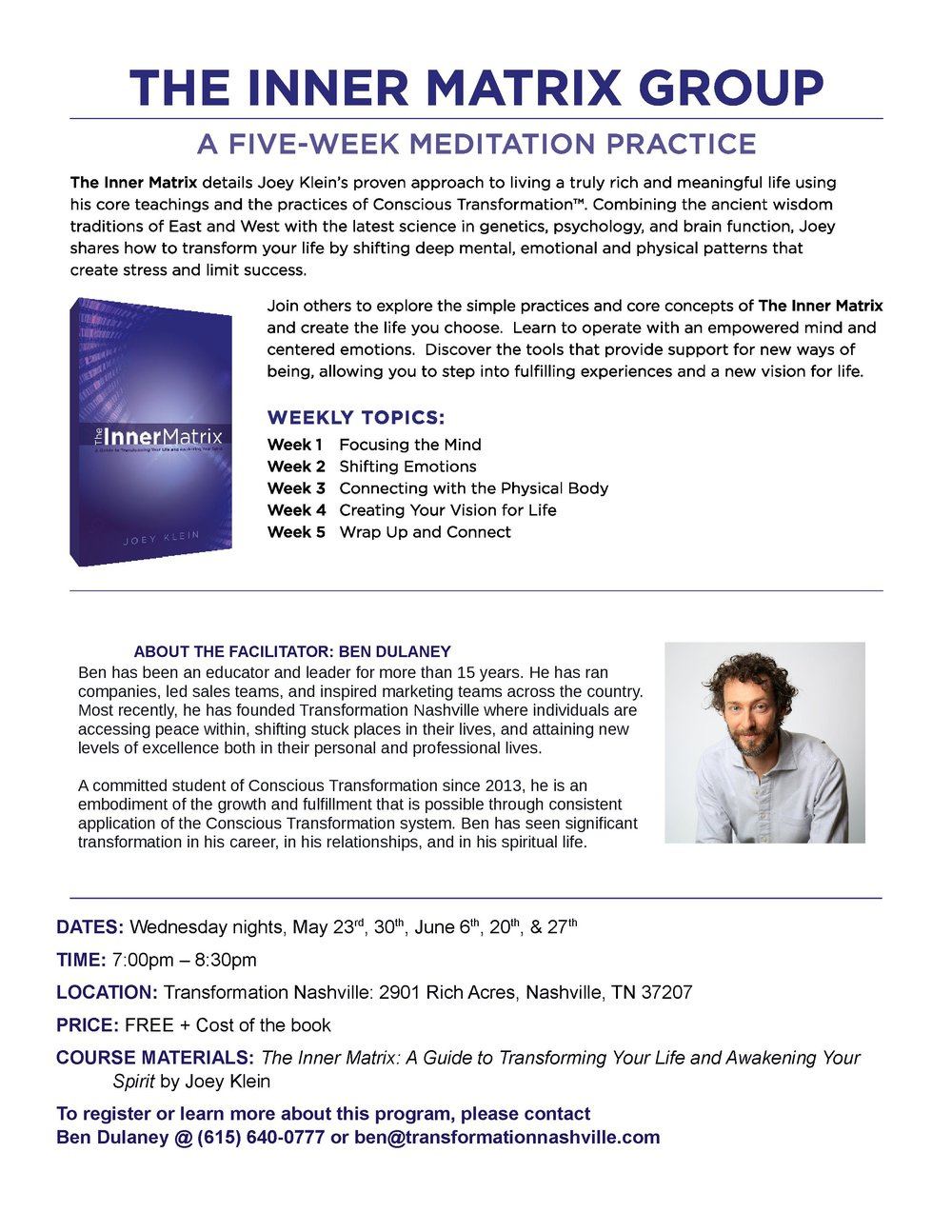 The Inner Matrix Book Group Flyer - Ben Dulaney.jpg