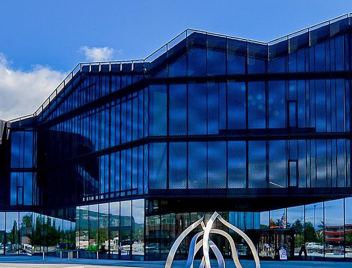 Kimen Kulturhus. Foto: Stjørdal Kommune