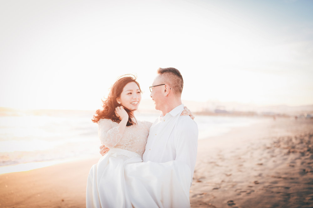 Anthony & Jessica | California