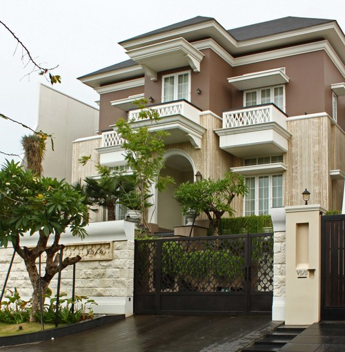 Rumah Layar Lex And Architects