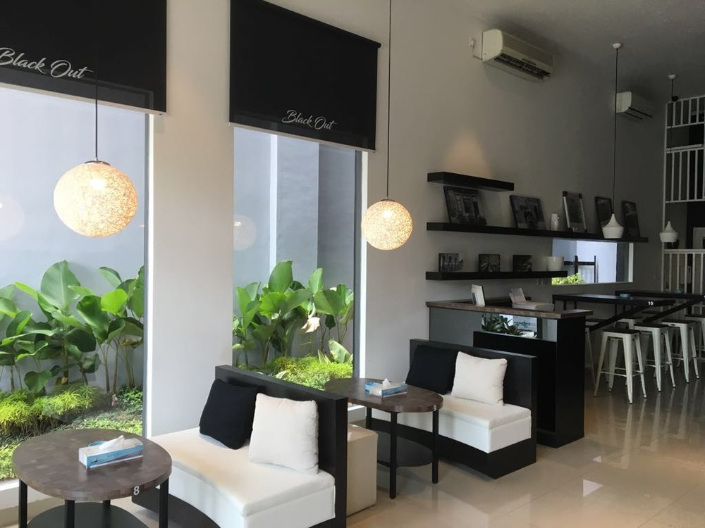 Black Out Cafe Is Located In Serpong, Intended To Be The Coziest New Hang