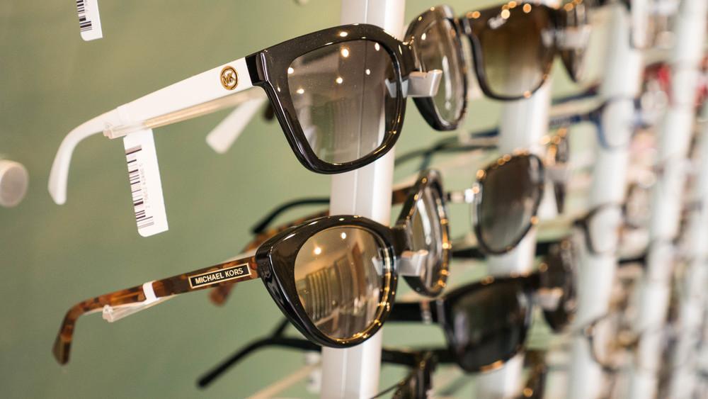 Renton Vision Clinic Sunglasses