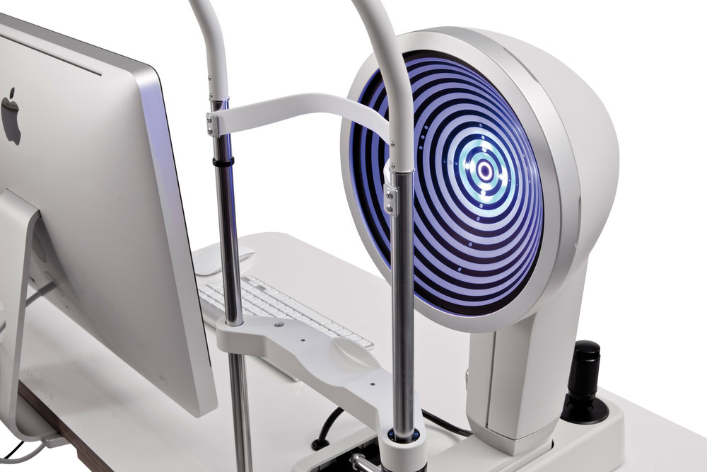Renton Vision Clinic Oculus Keratograph 5M