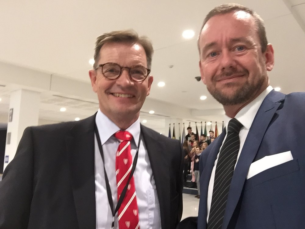 Borgmesterkandidat Kenneth Birkholm har inviteret Bendt Bendtsen til Rudersdal.