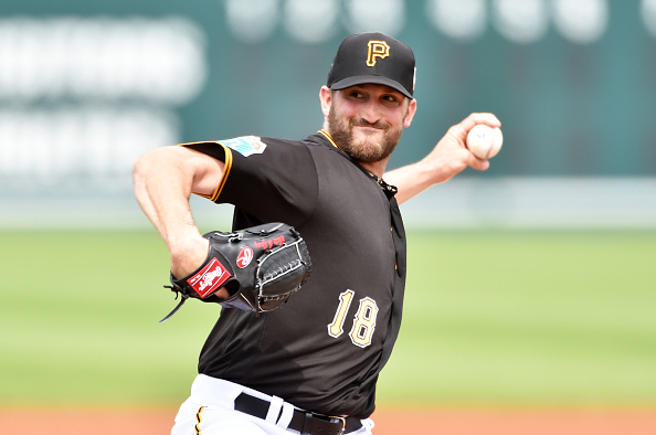 Niese is a big part of the Pirates' plans this year. Courtesy Ronald C. Modra/Getty Images.