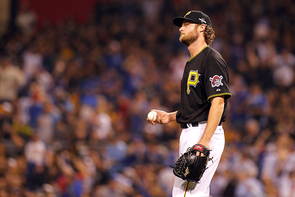 Cole looks to begin his campaign against the Cubs to avenge the Wild Card loss and show baseball fans that the Cubs are destined to never win the World Series again. Courtesy Justin K. Aller/Getty Images.