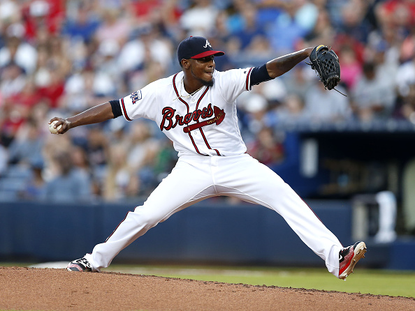 Could Julio Teheran be the fix the Pirates need in their rotation? Courtesy Mike Zarrilli/Getty Images.