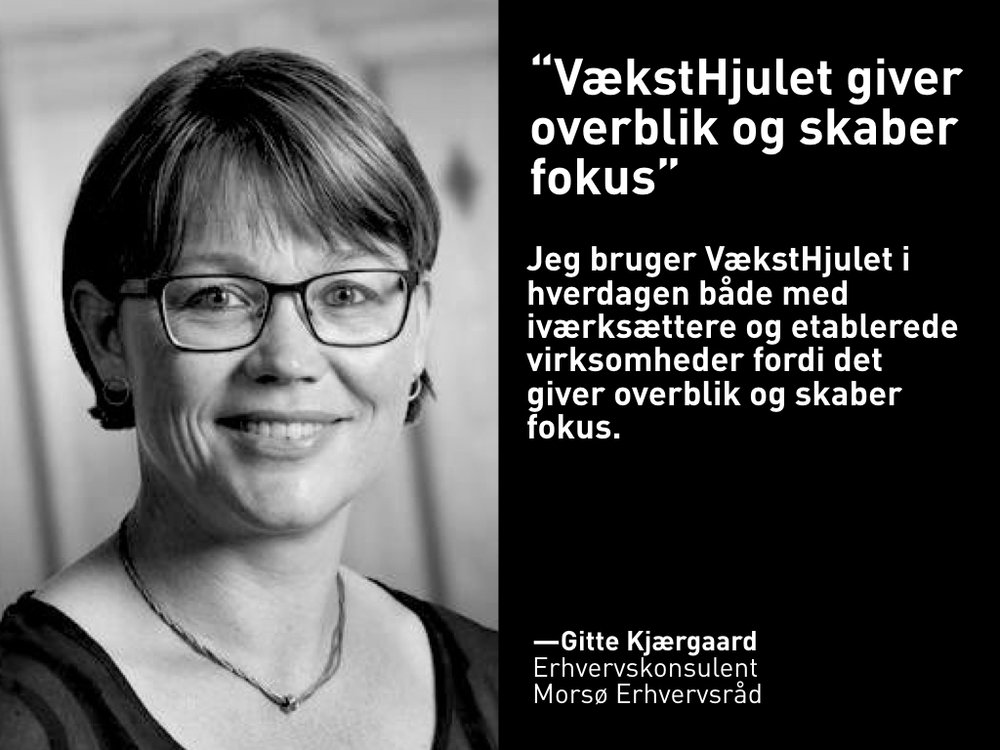 Anbefaling, Gitte Kjærgaard, Morsø Erhvervsråd