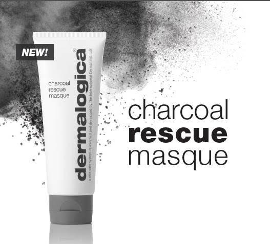 New Charcoal Rescue Masque