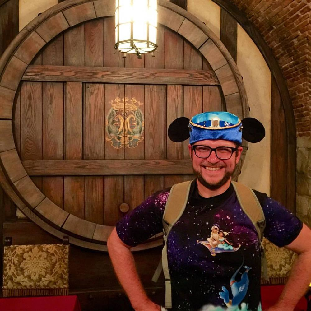 "After several failed attempts, I've finally managed to make it to the ""secret room"" of Tokyo Disney Sea's Magellan restaurant. An incredible experience!!! #travel #japan #tokyo #tokyodisney #tokyodisneysea #magellanrestaurant #worldtraveler #livingthedream #disney #secret #secretroom  (at Tokyo Disney Sea 東京迪士尼海洋世界)"