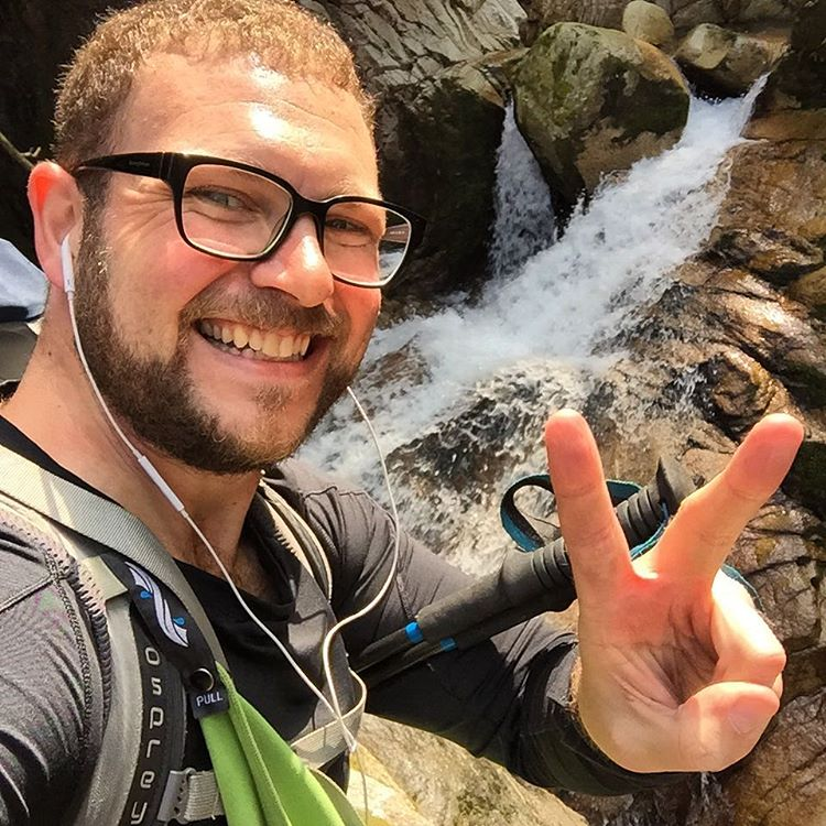 Out chasing waterfalls!!! (Clearly I never listened to TLC's advice) #japan #takashimashi #livingthedream #travel #wanderlust #waterfalls #hiking #adventure #outdatedpopreference (at Takashima-shi, Shiga, Japan)