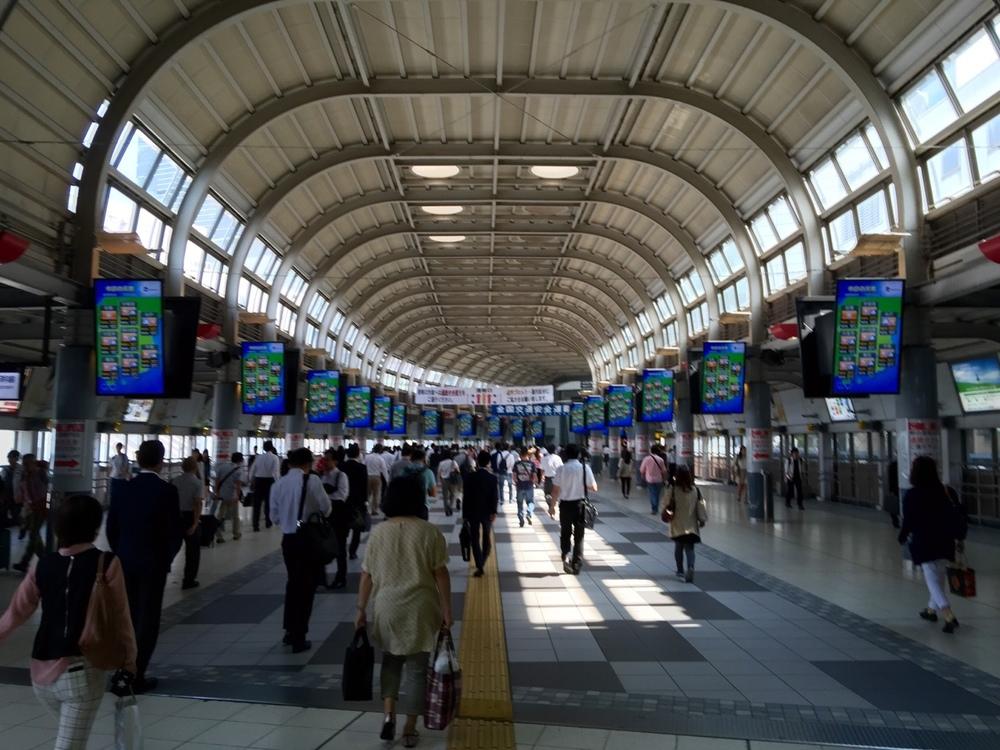 Shinegawa Station - Tokyo, Japan