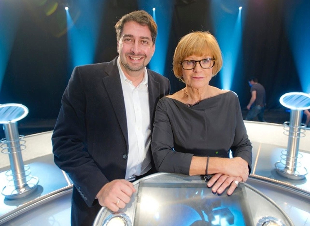 Jon and Anne Robinson