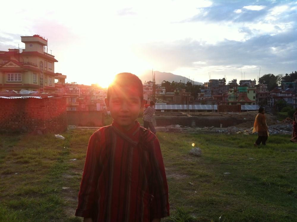 Nepal.kathmandu.orphanage