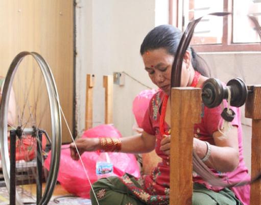 Nepal Womean Artisan