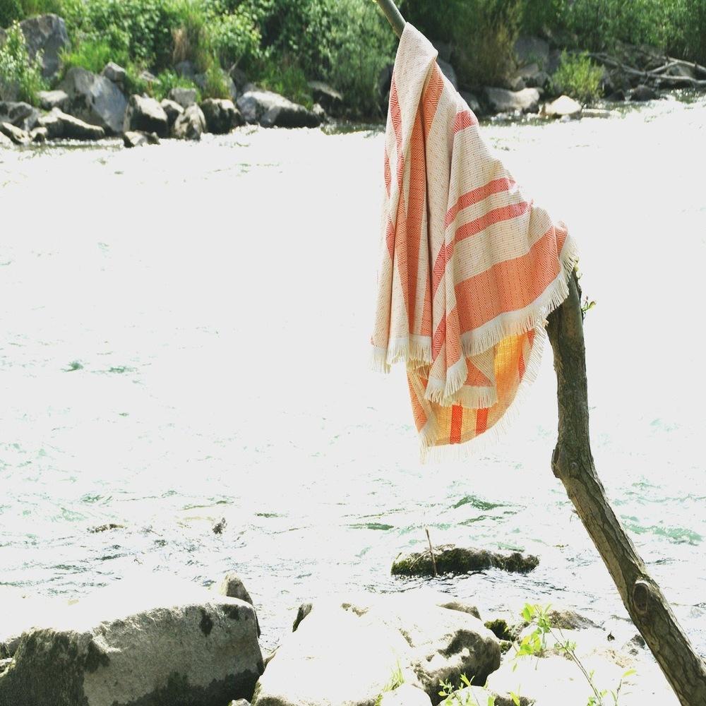 Roundie Towel