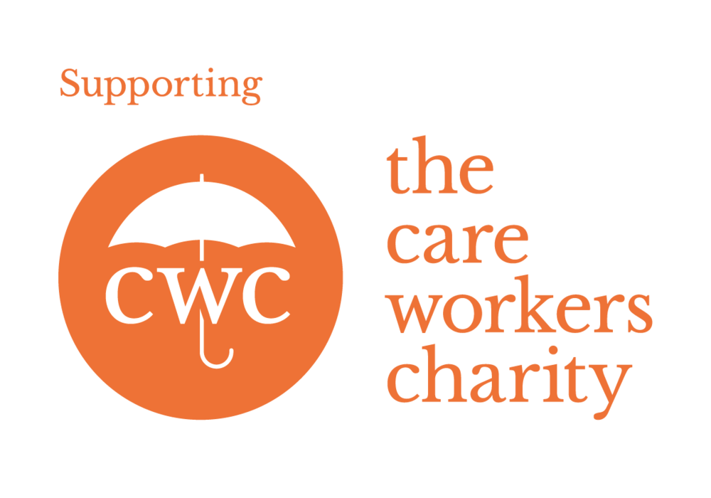 we support the care workers charity - click to find out more
