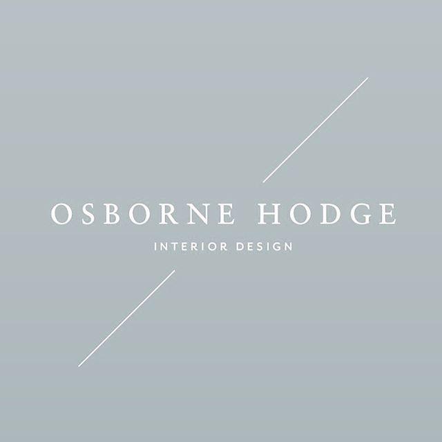Work in progress for our lovely clients at Osborne Hodge.. . . . #logodesign #designagency #graphicdesign #illustration #handlettering #branding #interiordesign #worldofinteriors