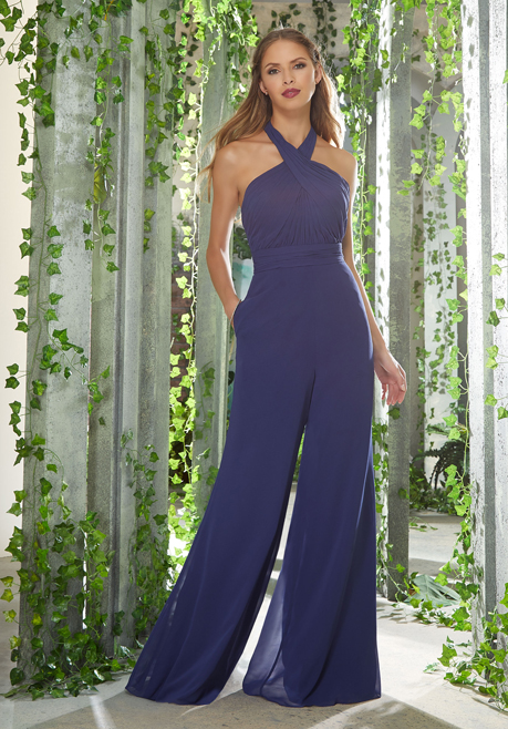 Variety - Choose from a variety of styles, including pantsuits from our bridesmaid selection!