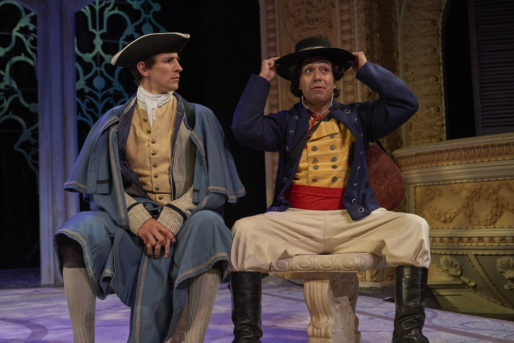 Count Almaviva ; The Barber of Seville ; Theater at Monmouth