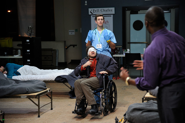 Nurse Jason ; These Seven Sicknesses ; Brown/Trinity Rep