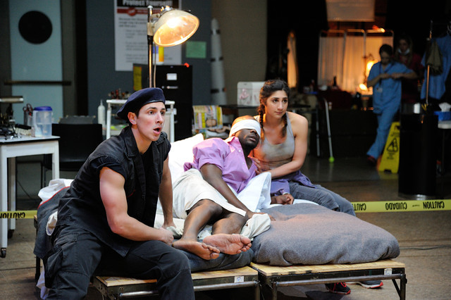 Polynieces ; These Seven Sicknesses ; Brown/Trinity Rep