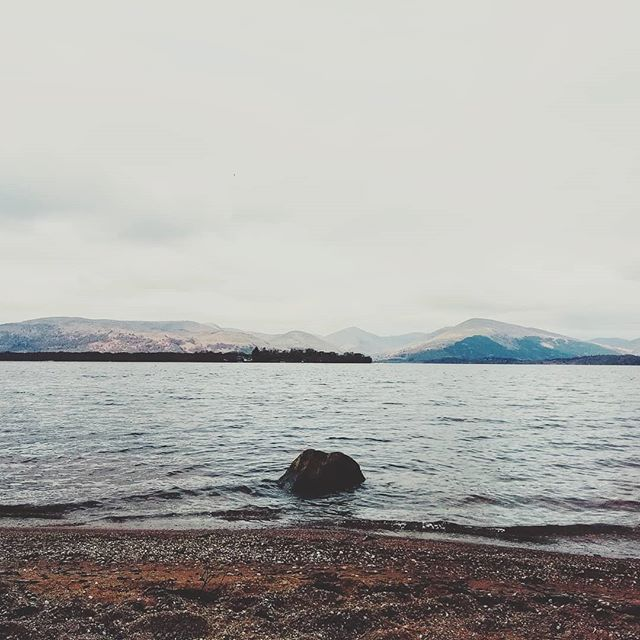 Getting out the house, hunting rocks Balmaha, Scotland  #vscoedit #scotland #visitscotland #lochlomond #highlands #loch