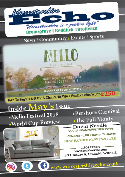 The May Edition -