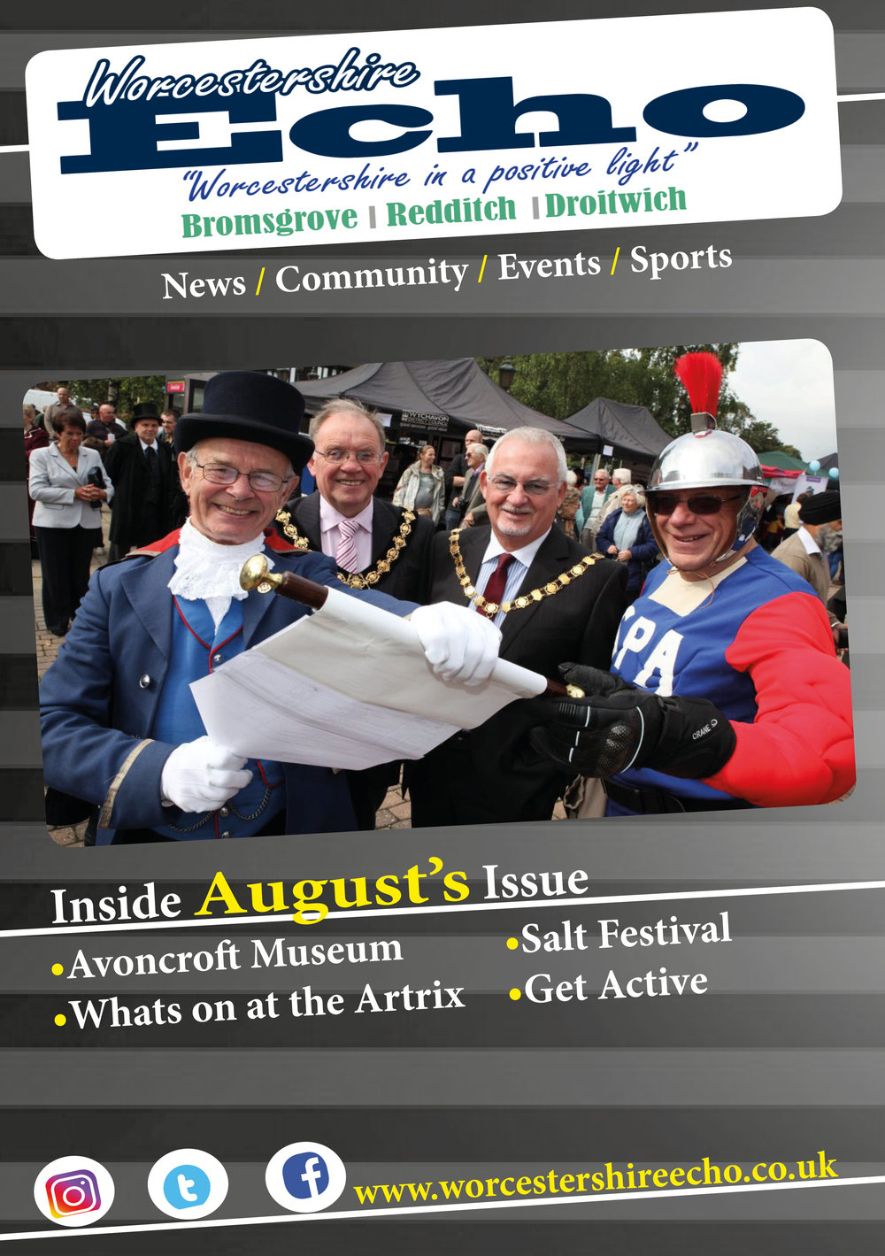 The August Edition. -