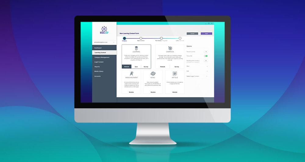 MobileSP Services UI