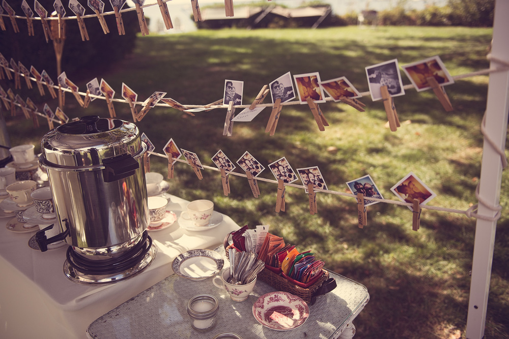 tea hanging pictures clothespin outdoor