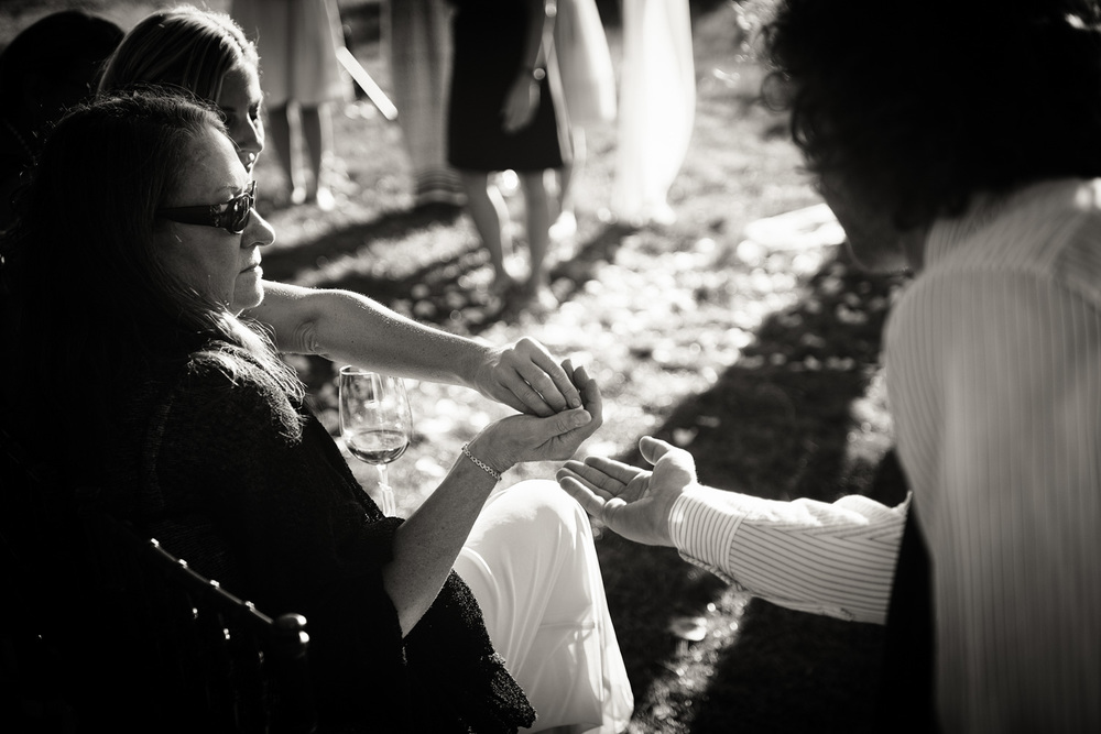 rings wedding band blessing passing