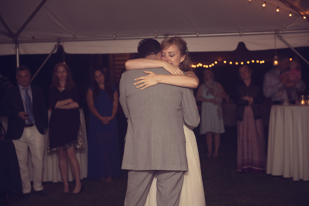 bride groom night husband wife first dance married
