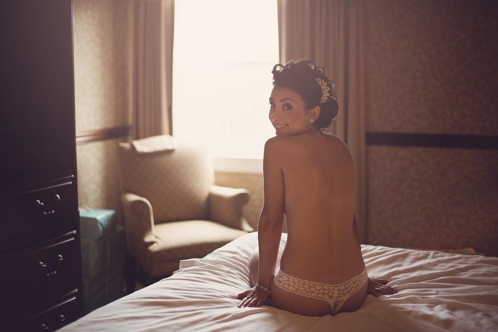 Topless bride pics — 11