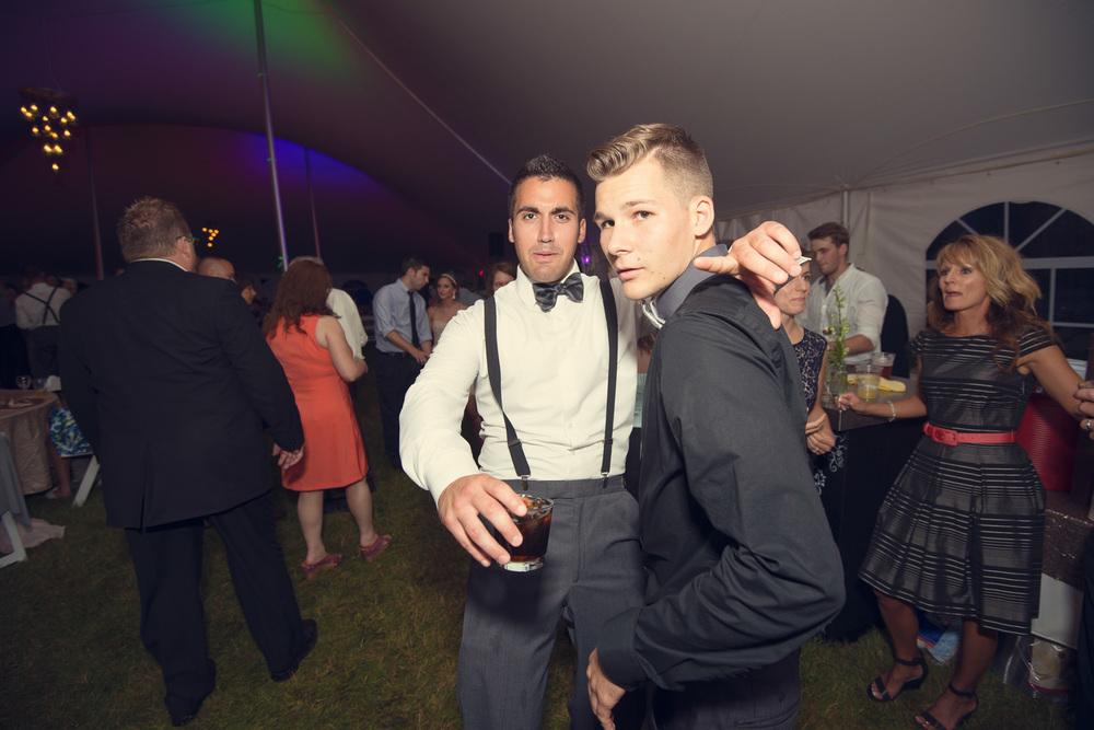 dance party reception guest