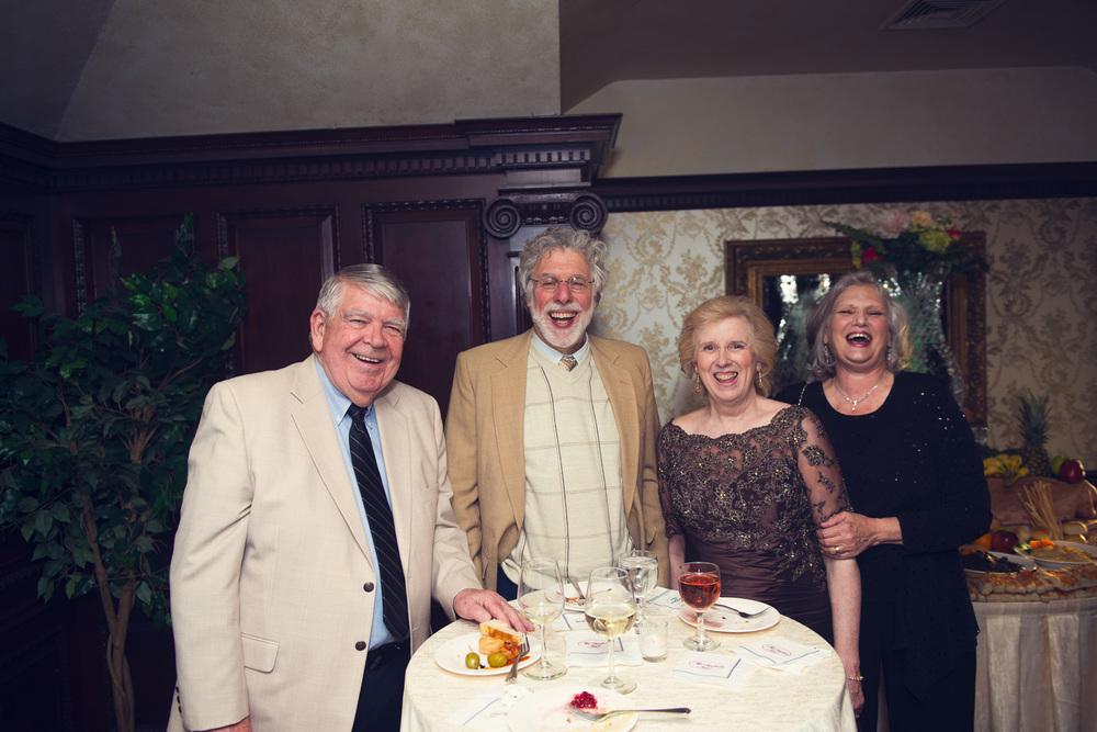 guest reception smiling cocktail portrait THPHOTO