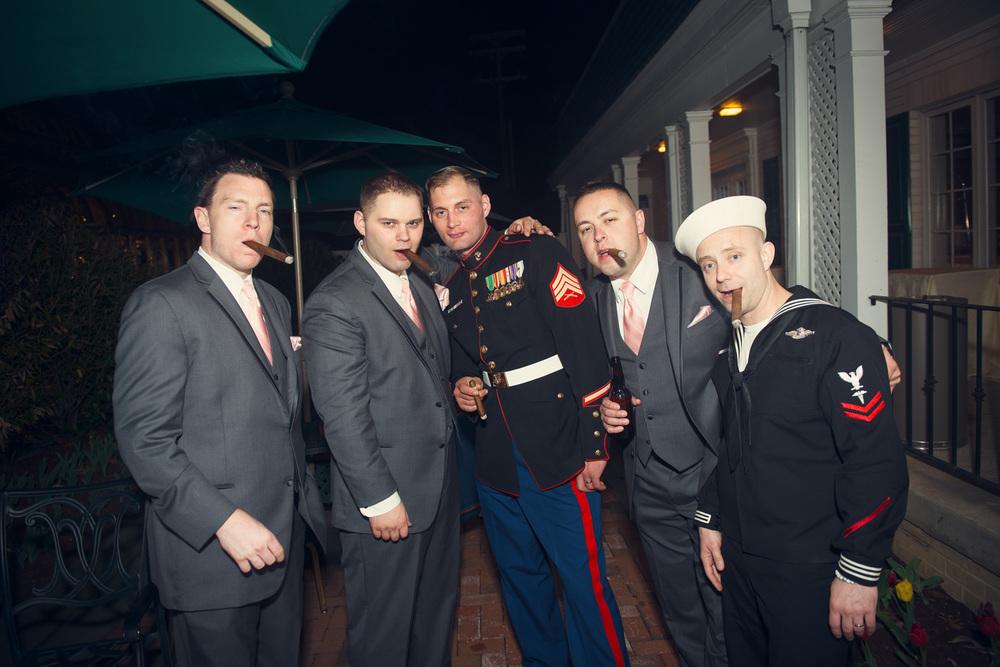 groom groomsmen brothers men gentlemen portrait THPHOTO