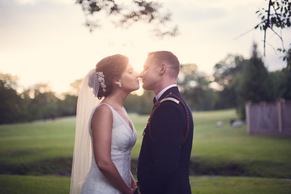 Pocono Mountain Outdoor Wedding Mountain Spring Lake Hotel Reeders PA  | THPHOTO