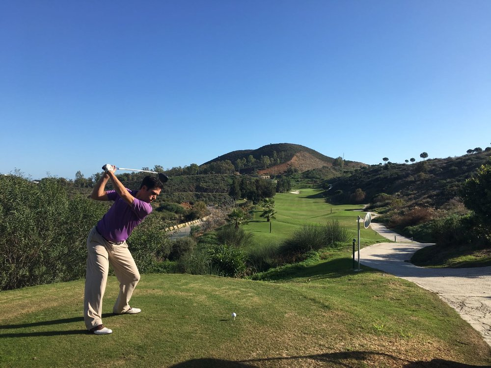 Drive at Calanova Golf