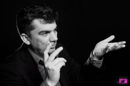 Composer Alwin Schronen