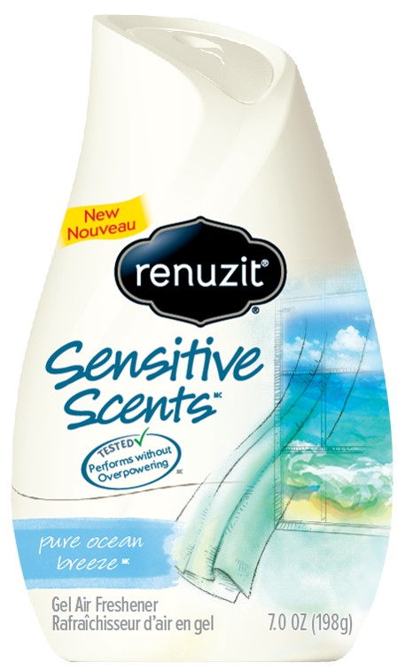 Renuzit Sensitive Scents - Pure Ocean Breeze