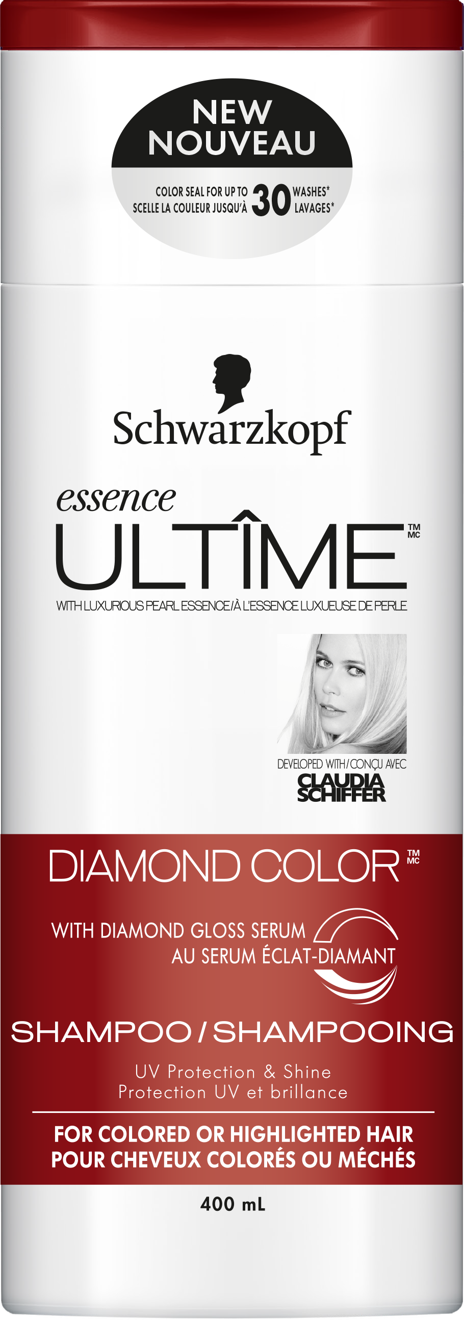 Schwarzkopf Essence ULTIME Diamond Colour Shampoo